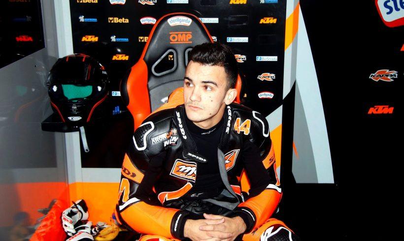 CIRCUIT RICARDO TORMO: ARÓN SE SUBE A LA KTM EN EL PRIMER TEST DE LA PRETEMPORADA 2019